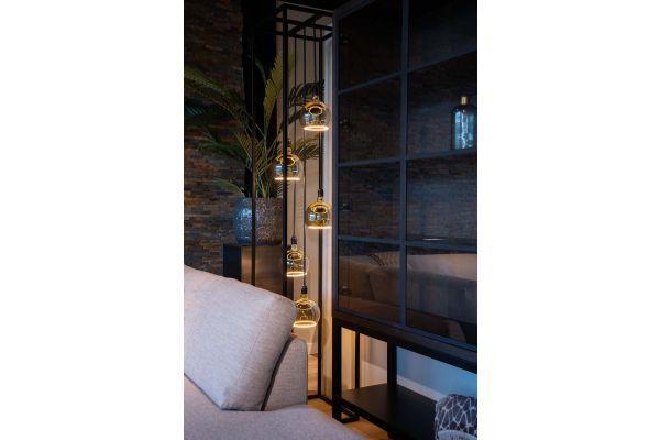 Design Dune Glaskast met taats deuren