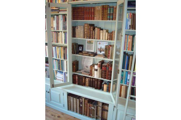Bibliotheekkast op maat gemaakt familie Abels