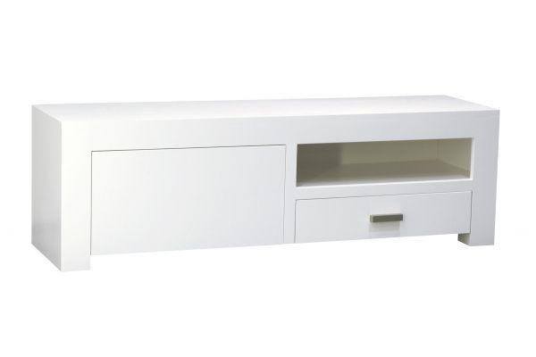 Tv-opzet Zuiver 1 deur 1 lade/open