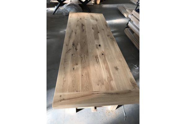 Trondheim eiken tafel 200cm x 100cm