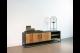 STEEL TV meubel 170 x 40 x 50 cm