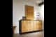 STEEL Dressoir 200 x 45 x 90 cm
