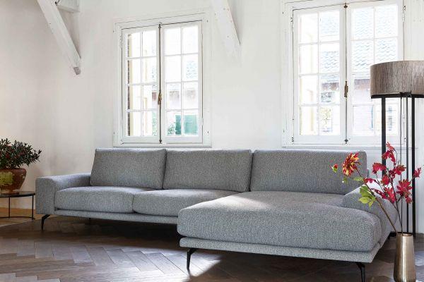 Belle Milano Hoekbank - Longchair