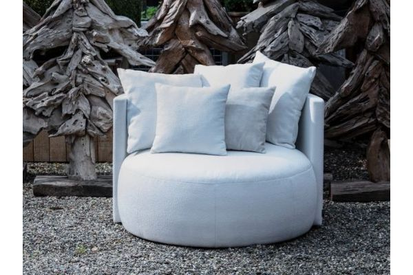 Paradiso ronde fauteuil Large